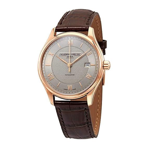 Frederique Constant Classics Reloj de Hombre automático 40mm FC-303MLG5B4: Amazon.es: Relojes