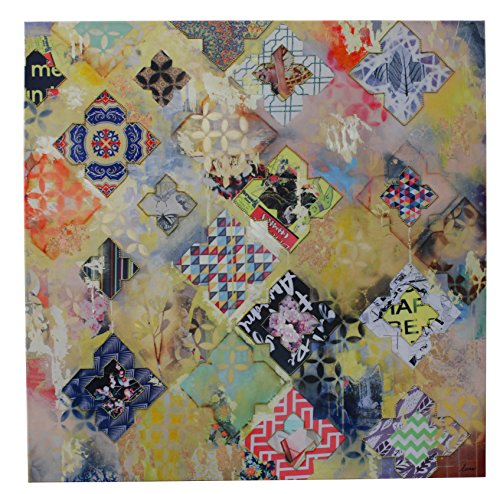 Ren-Wil Montauk Frameless Wall Art, Multicolor