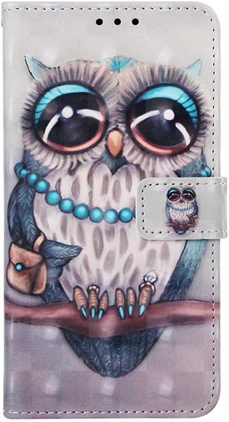 VoguSaNa Kompatible f/ür Handyh/ülle Xiaomi Redmi Mi 9T//K20 H/ülle Wallet Case Cover PU Leder Tasche 3D Muster Flipcase Schutzh/ülle Handytasche Skin St/änder Klapph/ülle Schale Bumper M/ädchen-Eule Gr/ün