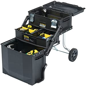 """Fatmax Mobile Work Station, 24.8"""" x 21.6"""" x 16.2"""""""