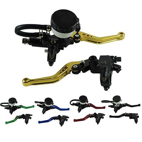 Universal Adjustable Motorcycle Hydraulic brake clutch levers