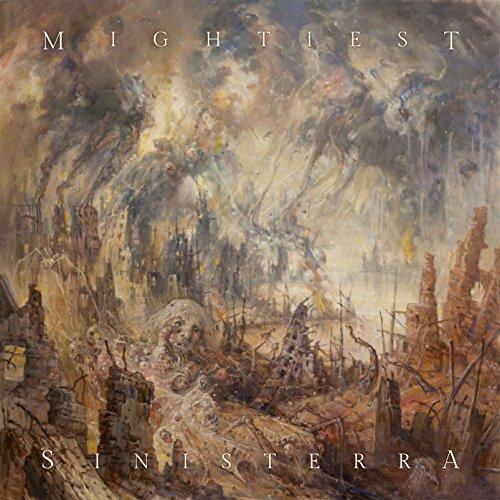 Mightiest: Sinisterra (Audio CD)