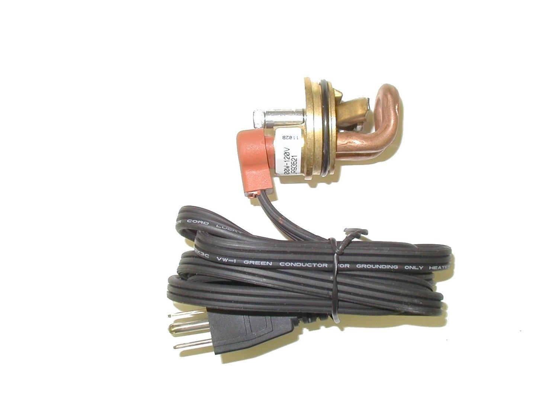 Kat's 11614 600 Watt 40mm Frost Plug Heater