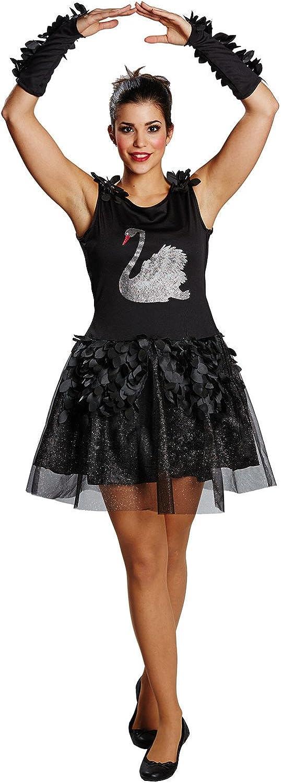 Cisne tul vestido Black Swan Aquellas schwank Disfraz Para Mujer ...