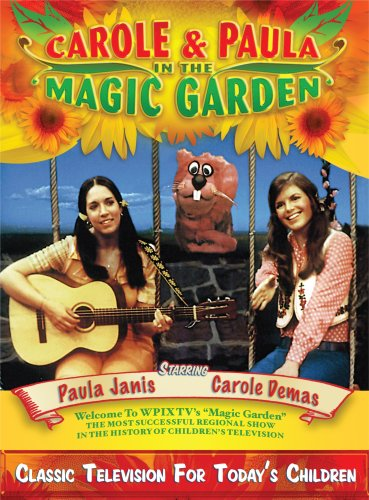 Carole & Paula in the Magic Garden [2 DVDs + CD]