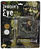 Best Zombie Makeups - Zombie's Eye Latex Makeup Kit Standard Review