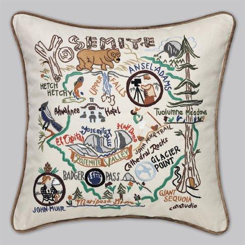 Yosemite Pillow by Catstudio