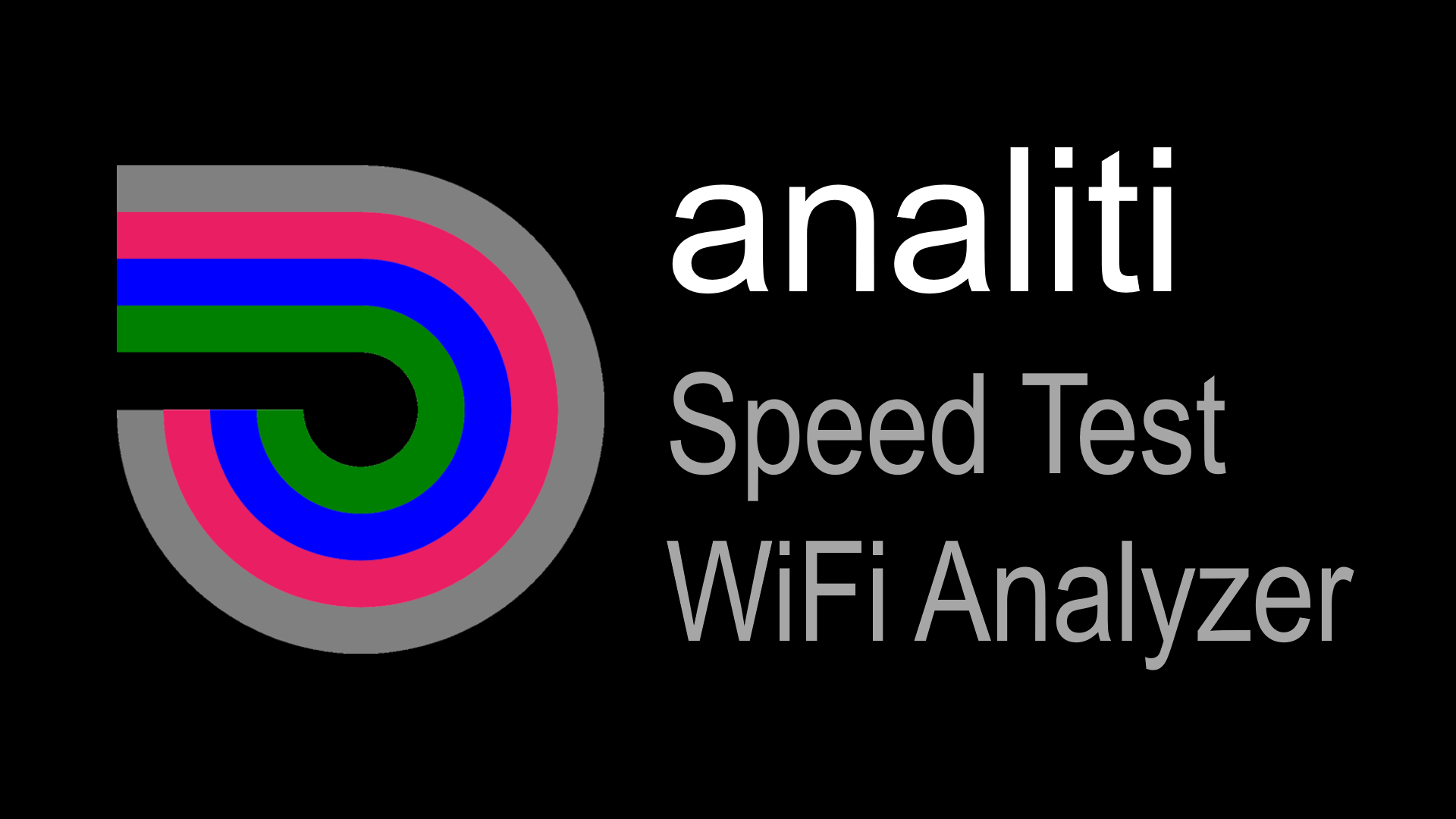 Amazon.com: analiti - Speed Test WiFi Analyzer Expert: Appstore for Android