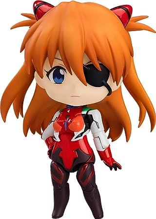 Rebuild of Evangelion: Asuka Shikinami Langley (Plugsuit Version) Nendoroid