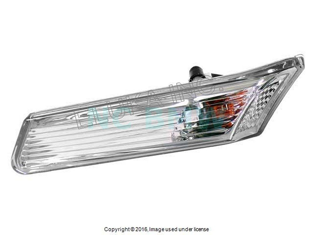 Porsche 997 Carrera Side Marker Light CLEAR Euro LEFT Front Brand NEW lamp 4 s FER