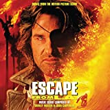 Escape From L.A. Music From The Motion Picture Score (Limited Test Tube Clear with Plutoxin Virus Green Splatter Vinyl Edition) [VINYL]