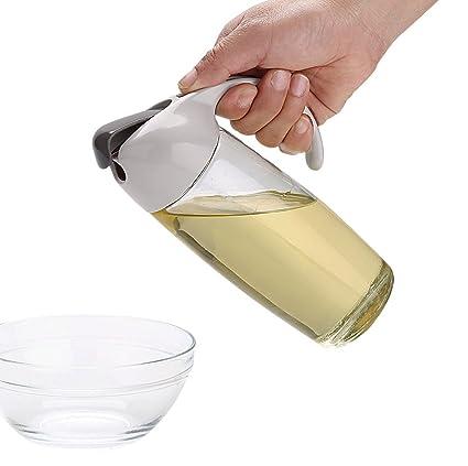 Amazoncom OuYaTong Olive Oil Dispenser Glass Bottle 17oz