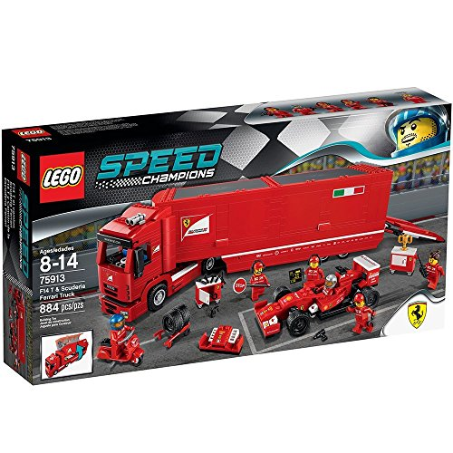LEGO Champions Scuderia Ferrari 75913