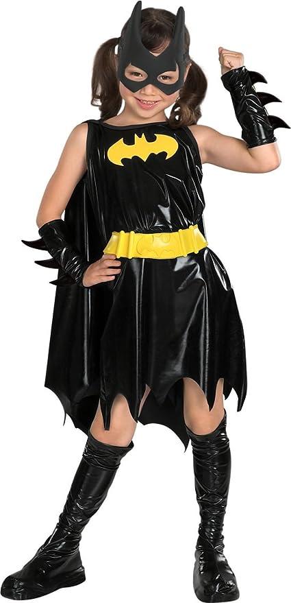 DC Super Heroes Childu0027s Batgirl Costume Large  sc 1 st  Amazon.com & Amazon.com: DC Super Heroes Childu0027s Batgirl Costume Large: Toys u0026 Games