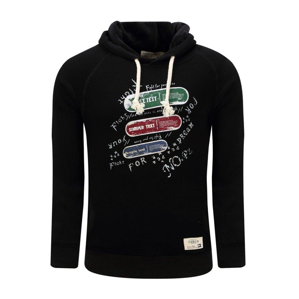 Fredd Marshall Brand Hoodies Keep Warm Hip Hop Letter Sweatshirt Hoody Sudaderas Hombre at Amazon Mens Clothing store:
