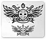 Medallion Mouse Pad by Lunarab