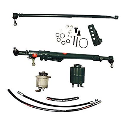 amazon com power steering kit ford 4000 4600 tractor garden rh amazon com Harness Tractor Ford 4610Wiring Ford 5000 Wiring -Diagram