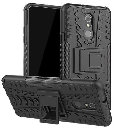 Amazon.com: Yiakeng - Funda para LG Stylo 5 (doble capa, a ...