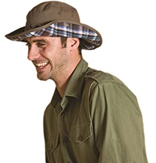 i-Smalls Lightweight Bush Hat  Wider Brim and a Showerproof Coating