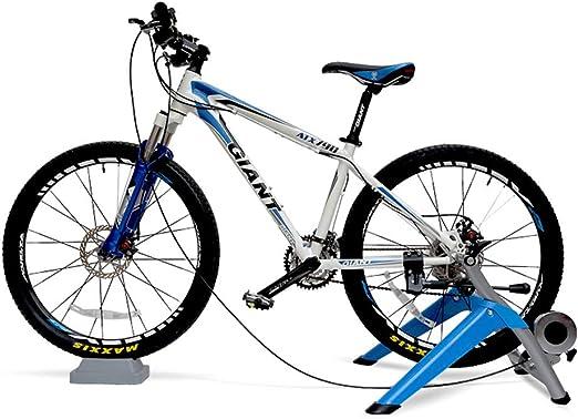 Soporte de la bicicleta Trainer cubierta, Rim Drive magnética ...