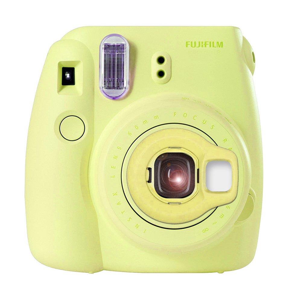 Katia Selfie Lens for Fujifilm Instax Mini 9/8 Instant Film Camera - Purple COMINU028884