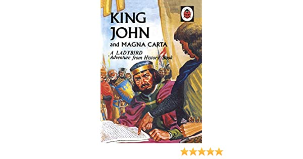 Amazon.com: King John and Magna Carta (Adventure from ...