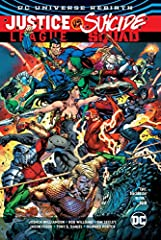 The greatest heroes. The most dangerous criminals. This world isn't big enough for them both!  The members of the Justice League are Earth's most powerful and famous superheroes…but they aren't the only team fighting evil.   The Suicide Squ...