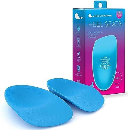 Heel Seats Foot Orthotic Inserts, Heel