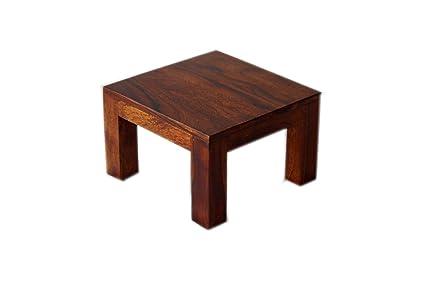 Fantastic Wood Mount Sheesham Wood Small Sitting Stool For Kids Honey Finish Theyellowbook Wood Chair Design Ideas Theyellowbookinfo