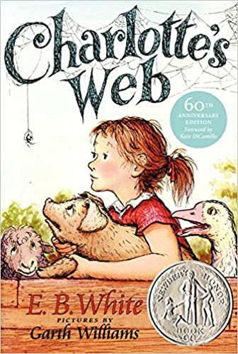 Charlotte's Web: White, E. B, Williams, Garth: 9780061124952 ...