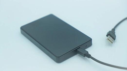 ポータブルHDD 320GB USB 3.0 Gen1/バスパワー/PC/Mac/薄型/静音/故障予測 (黒)