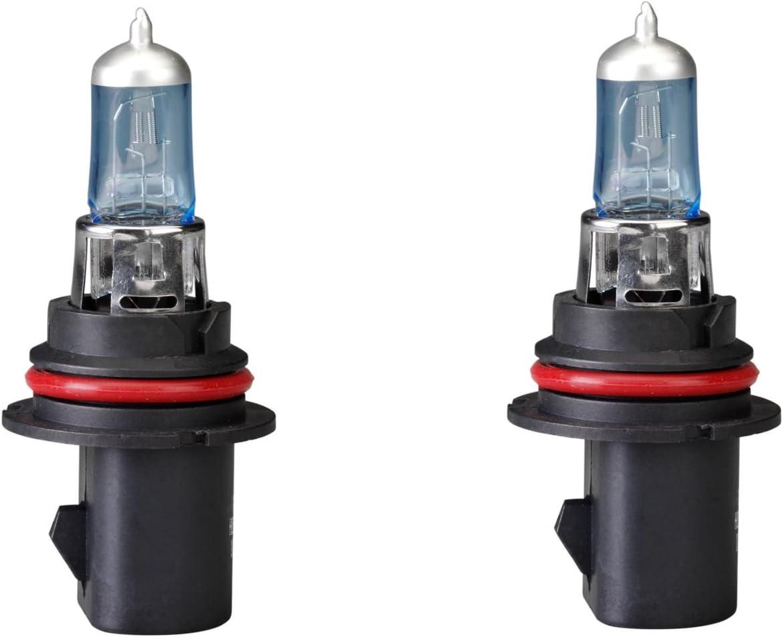 Eiko 9007 HB5 65//55W One Bulb Head Light High Low Beam Replace Halogen Lamp OE