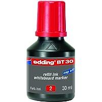 Edding BT30 Beyaz Tahta Kalemi Mürekkebi 30ml - 360Xl İçin Kırmızı