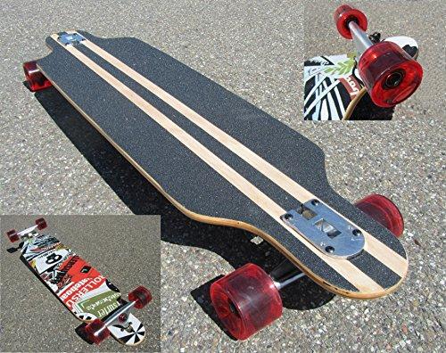 Longboard 41 DROP RACE BOARD