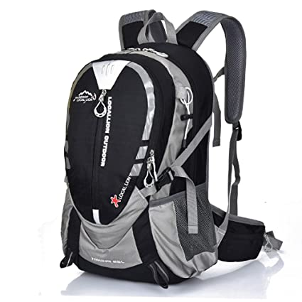 0a1fecb2b08 Tofern Unisex 25L Outdoor Sports Waterproof Anti-wear Durable Hiking  Daypack Camping Backpack Travel Trekking