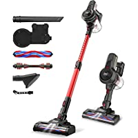 INSE Cordless Vacuum, 12KPa Powerful Vacuum Cleaner with 160W Motor, 4-in-1 Stick Vacuum, Rechargeable Handheld Vacuum…