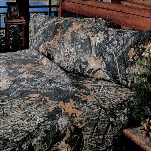 All Seasons Bedding Camo Sheets - New Breakup - Full