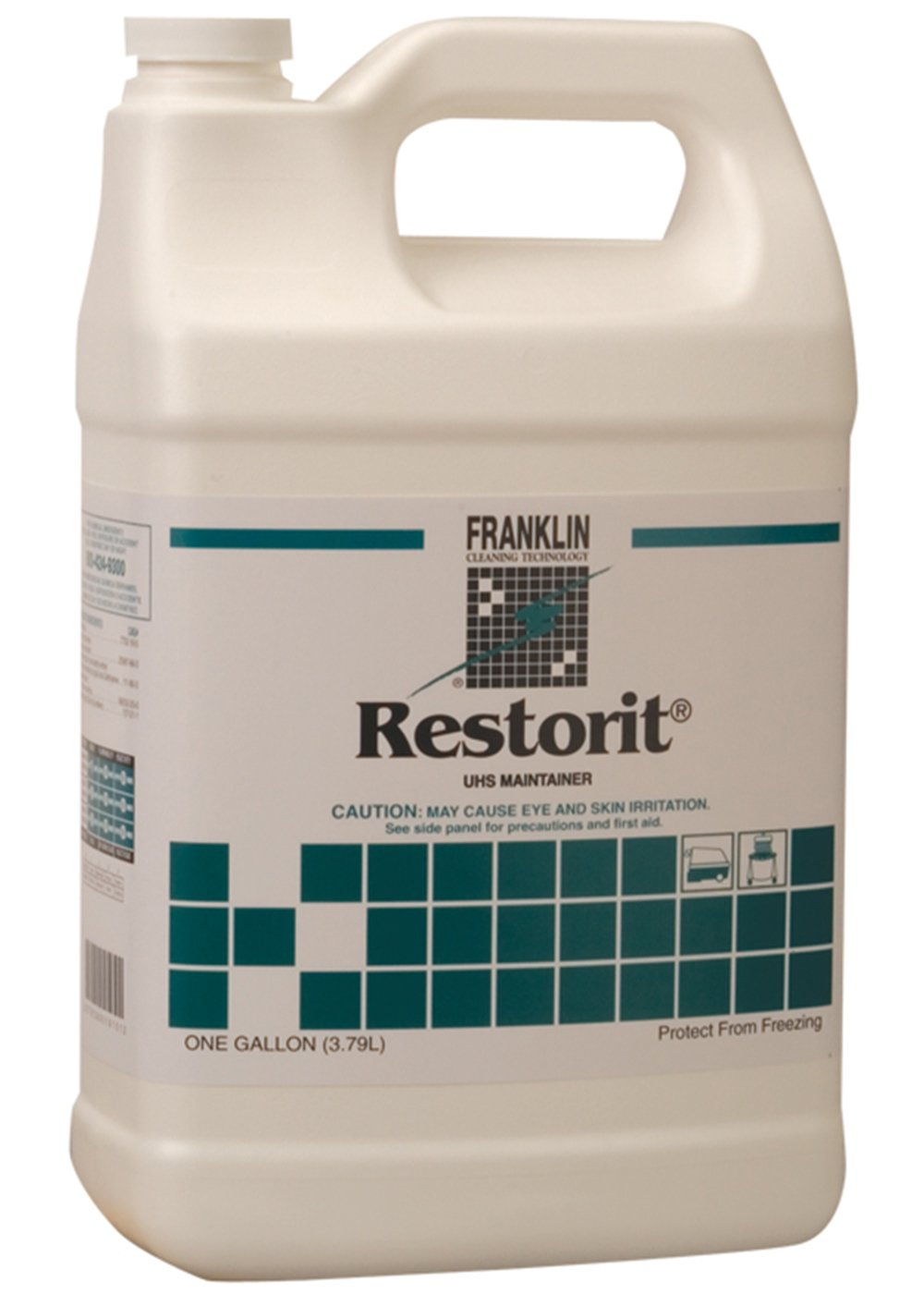 Franklin Cleaning Technology F191022 Restorit UHS Maintainer, 1 Gallon (Pack of 4)