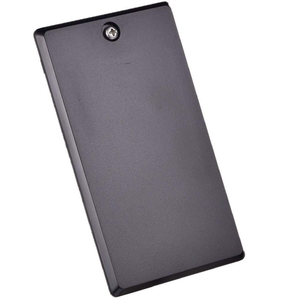 AIGURD Smart Lock Fingerprint Biometric Door Lock Battery Cover-Left Handle (Left Handle, Battery Cover)