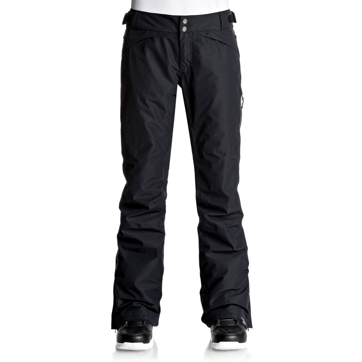 Roxy SNOW Junior's Rushmore 2L Gore-TEX Snow Pant, True Black, M