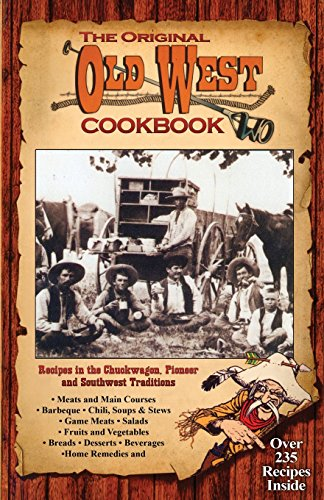 The Old West Cookbook