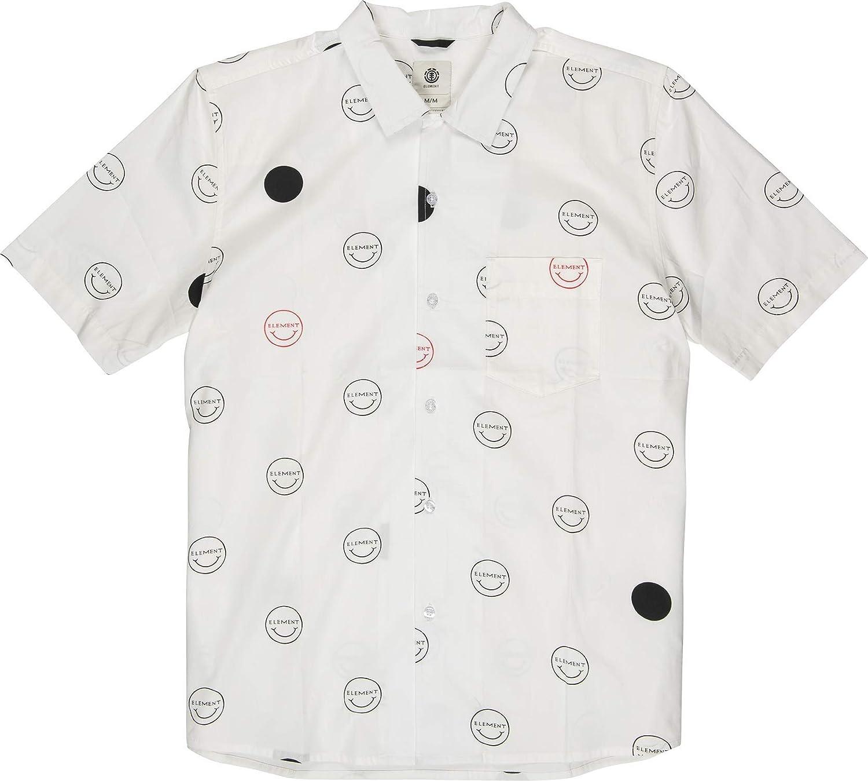 Element Camisa Polka Smile - Algodón: Amazon.es: Ropa y accesorios