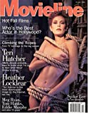 MOVIELINE October 1996 - Teri Hatcher Bondage Cover