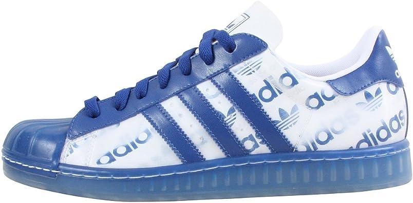 adidas superstar clear sole