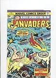 Invaders #1, (Comic, Aug. 1975) (Vol. 1)