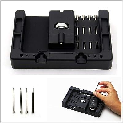 HERCHR Car Folding Remote Key Pin Remover Tool: Automotive