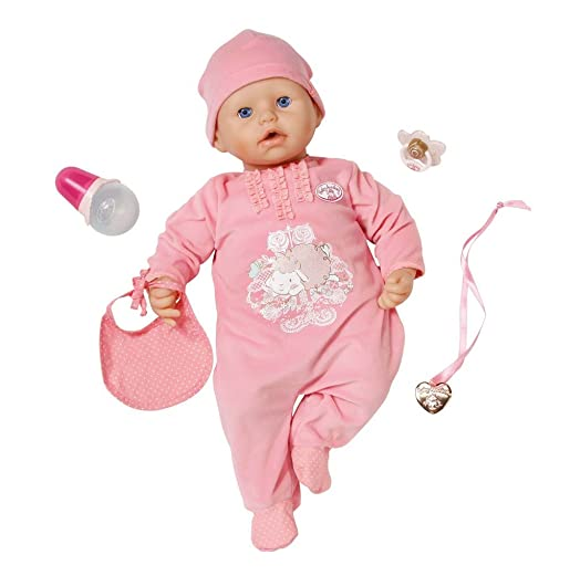 Zapf Creations Baby Annabell 18″ Doll