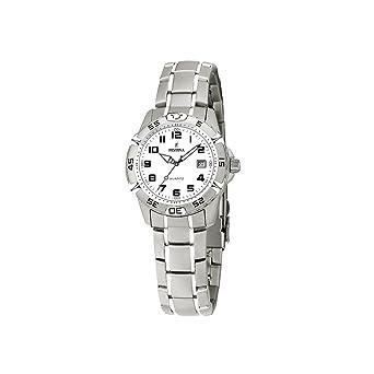 FESTINA F16172/8 - Reloj de mujer de cuarzo, correa de acero inoxidable color plata: Festina: Amazon.es: Relojes