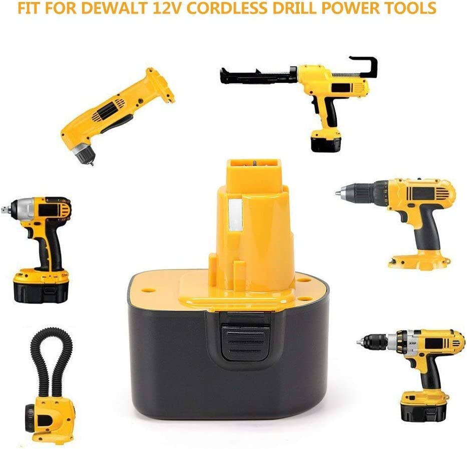 DeWALT XRP 12v DW981 CORDLESS Hammer DRILL Driver TYPE 10 BODY ONLY Steel Chuck