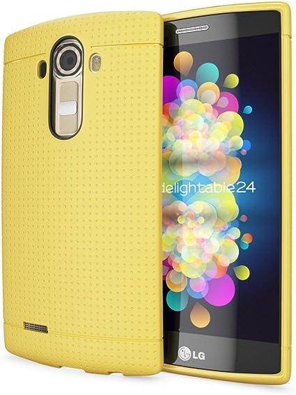 NALIA Funda Carcasa Compatible con LG G4, Protectora Movil ...